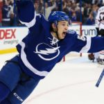 Lightning sign Yanni Gourde to six-year deal