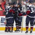 MacKinnon has 4 points in win over Stars