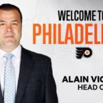 Alain Vigneault is the Flyers' new head coach