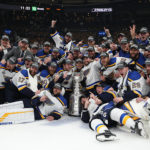 St. Louis Blues Stanley Cup Champions