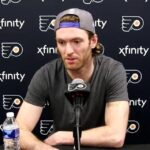 Flyers sign Sean Couturier to eight year contract extension